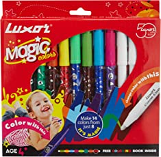 Luxor Magic Colors Pen Set