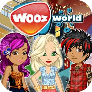 Woozworld: Your avatar & fashion MMO virtual world: Amazon.co.uk: Appstore for Android