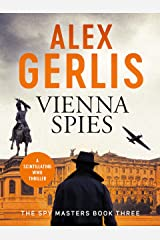 Vienna Spies (Spy Masters Book 3) Kindle Edition