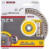 Bosch Professional Diamantdoorslijpschijf Standard for Universal (beton en metselwerk, 125 x 22,23 mm, accessoire haakse slij
