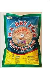 H.S Dry Fish Shrimp Prawns (Small, 100g)