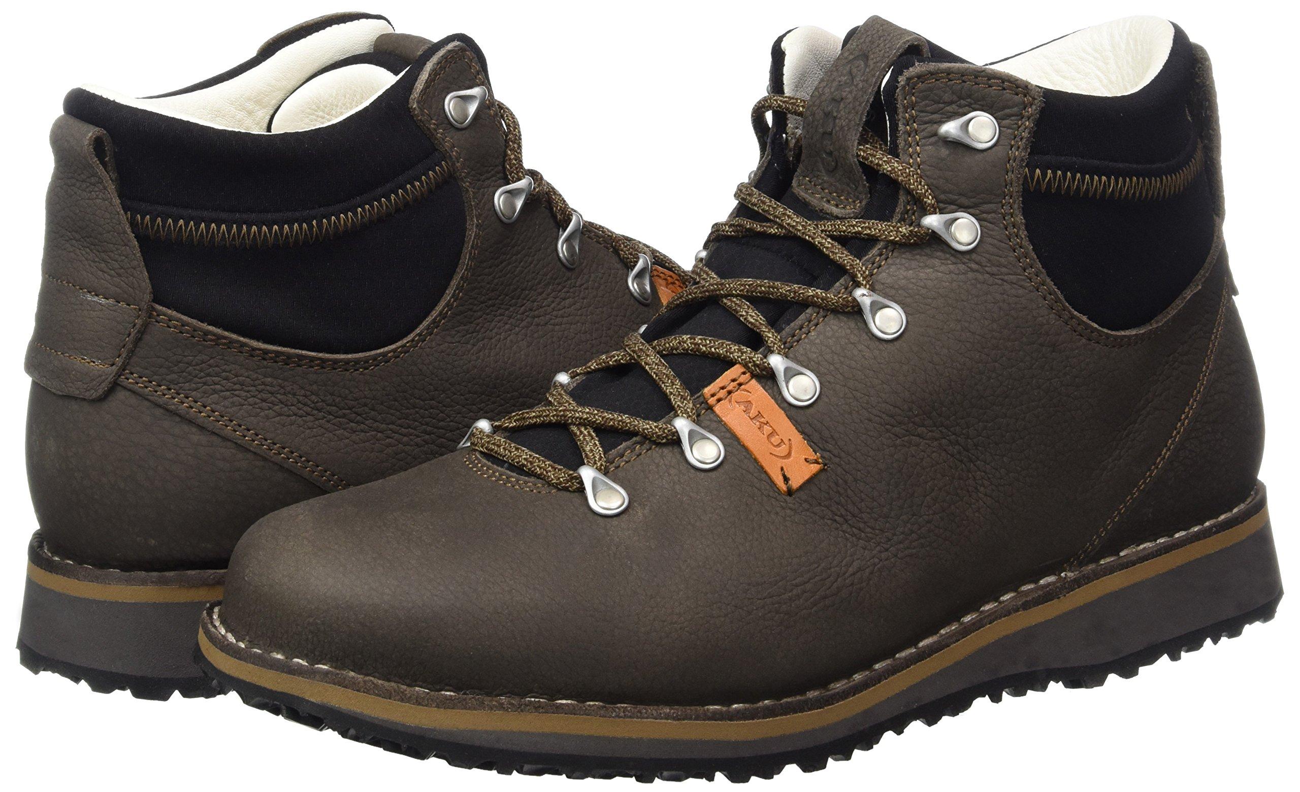 91SrYFVhMjL - AKU Unisex Adults' Badia Plus High Rise Hiking Boots