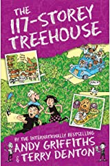 The 117-Storey Treehouse (The Treehouse Books) Paperback