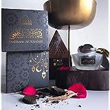 Dukhoon Al Khaleeji - Luxury Arabic Bakhoor. Can be used on an Exotic Burner, electric burner or traditionally on charcoal