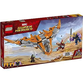 LEGO Marvel Super Heroes - Le combat ultime de Thanos - 76107 - Jeu de Construction