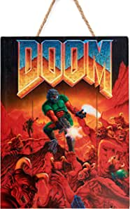 Doctor Collector DCDOOM02 Doom Classic Woodarts 3D Édition limitée