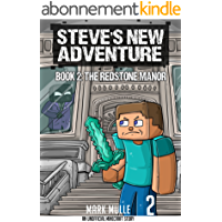 Steve's New Adventure Book 2: The Redstone Manor (Changing Horizon) (English Edition)