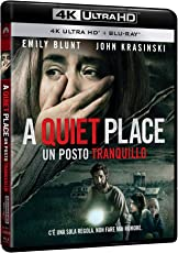 A Quiet Place: Un Posto Tranquillo (4K Ultra HD + Blu-Ray)