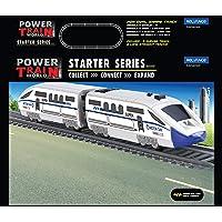 Turbos Oval Shaped Power Train Starter Series Set (Multicolour)