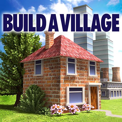 Dorfstadt - Insel-Sim Village City Island Sim Sims