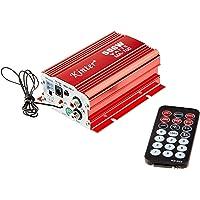 Kinter MA700 2 canali 12V DC USB FM Audio Speaker Amplificatore Stereo con Telecomando