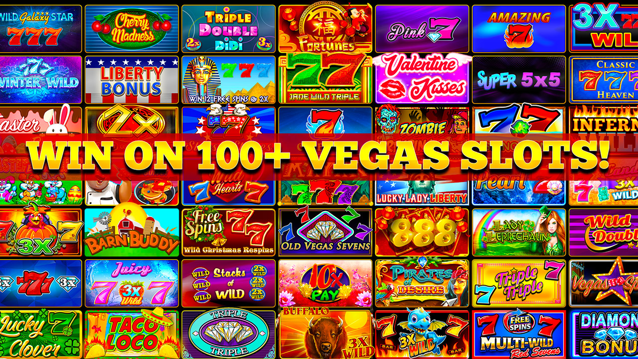 Slots Of Luck 100 Free Casino Slots Games Enjoy Free 777 Slots Like In A Las Vegas Casino Free Coins Every 4 Hours New Slots Games Added Weekly Jackpots Fun Bonus Games