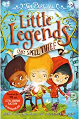 The Spell Thief (Little Legends) Paperback