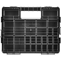Amazon Basics - Vaschetta portaminuterie a 25 scomparti