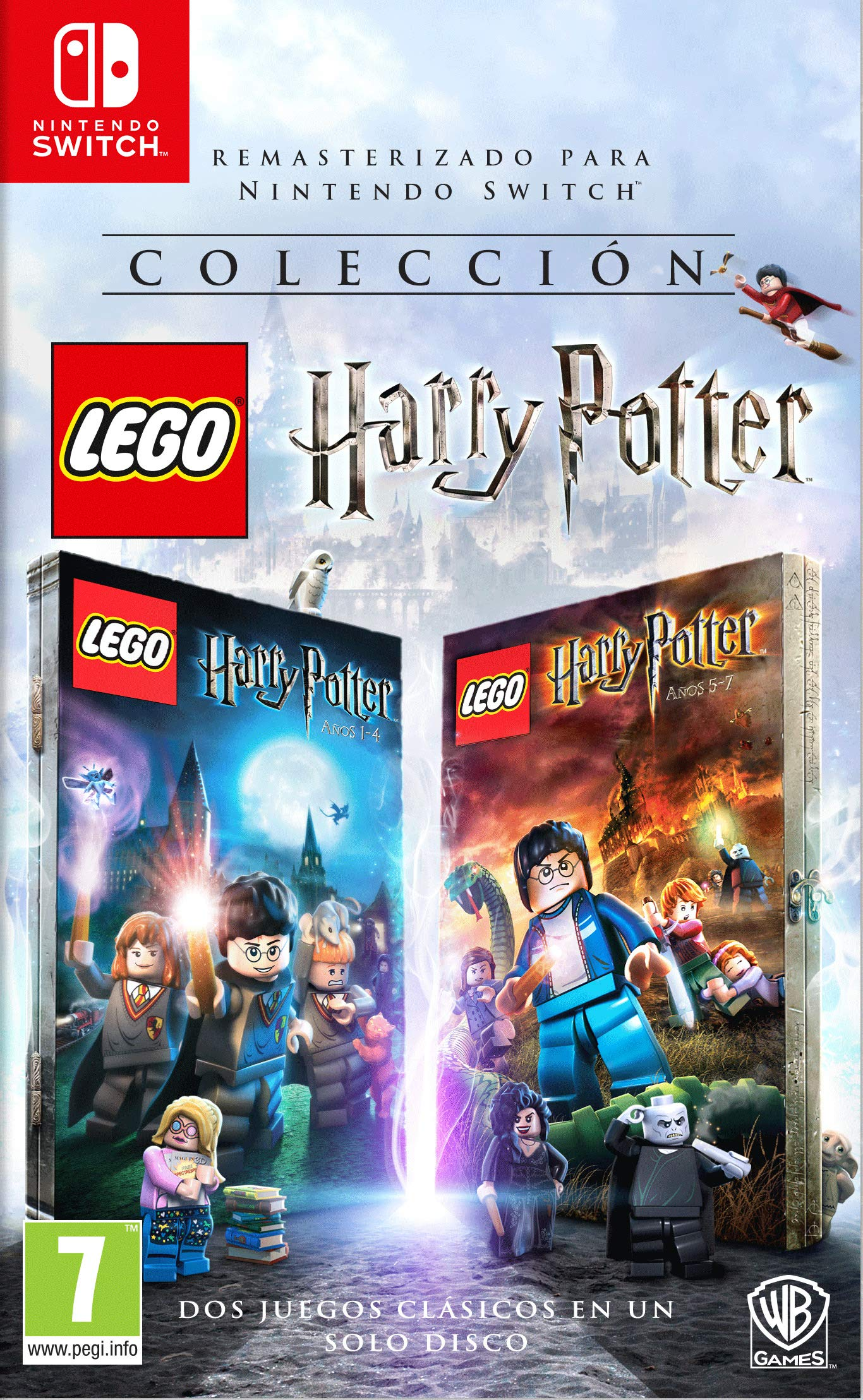 91SyqKpWrSL - Lego Harry Potter Collection