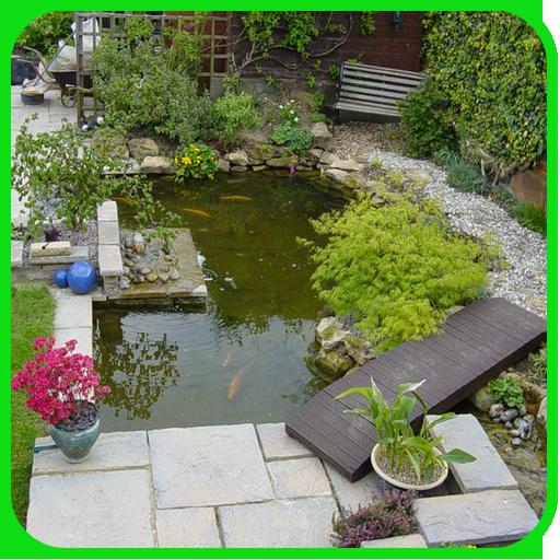 DIY Pond Building (Preformed Pond)