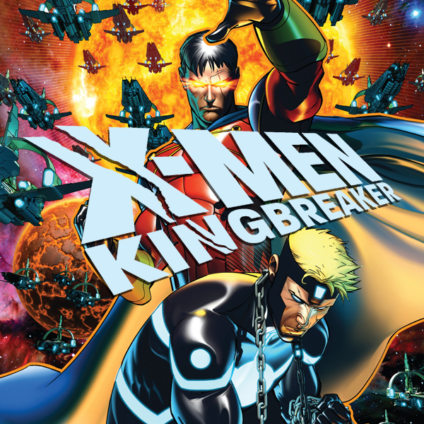 X-Men: Kingbreaker (Issues) (4 Book Series)