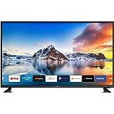 DYON Smart 43 XT 108 cm (43 tum) TV (Full HD Smart TV, HD Triple Tuner DVB-C / -S2 / -T2, Prime Video, Netflix & HbbTV, [mode