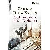 El Laberinto de los Espíritus (Autores Españoles e Iberoamericanos) (Spanish Edition)