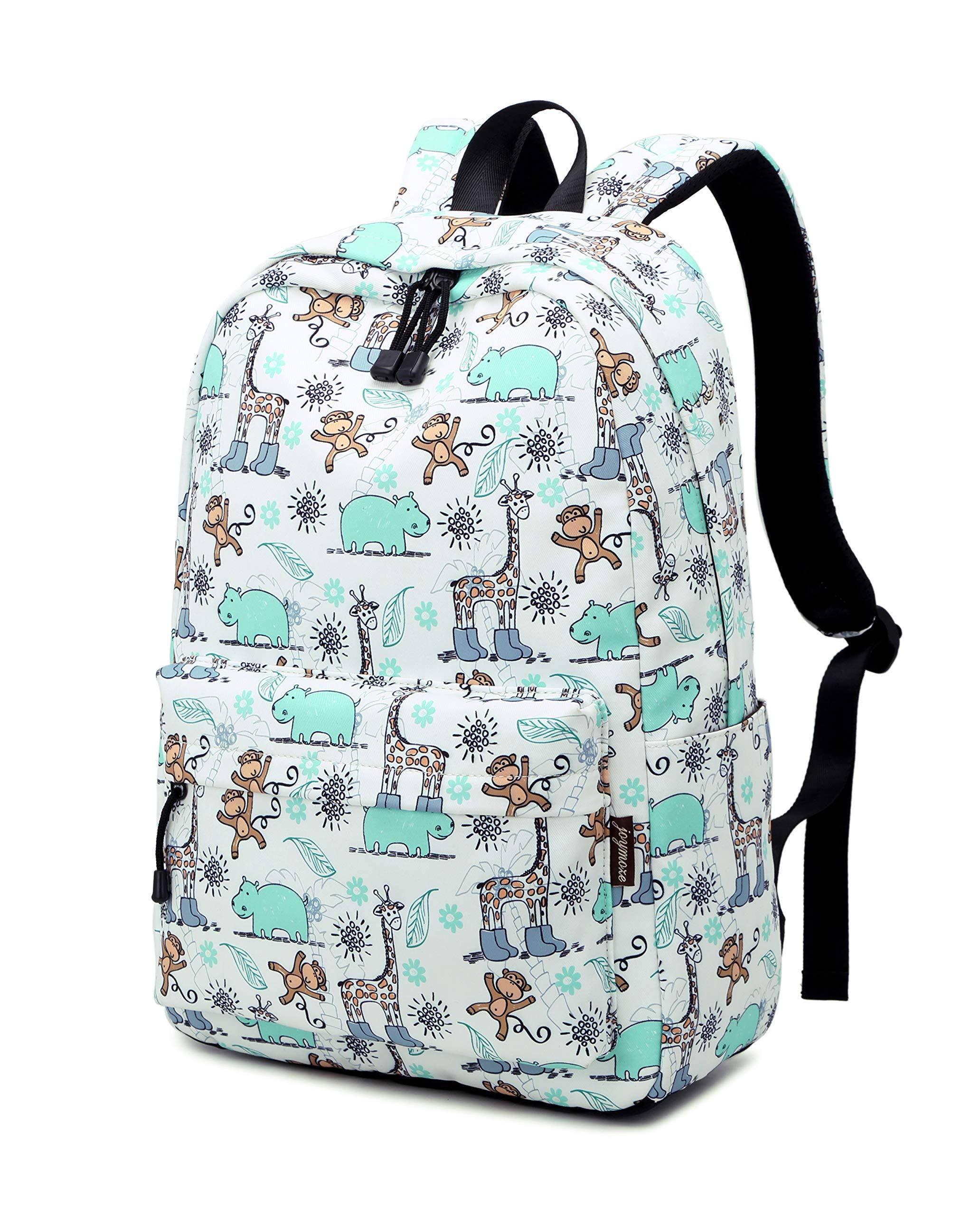 91T0WKIJdPL - Joymoze Mochila Infantil para Niño y Niña - Mochila Escolar Ligera para Adolescentes Animal