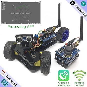 Pan/Tilt Servo Motor Kit for Pixy - 2 Axis Robotic: Amazon
