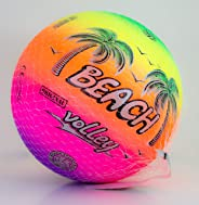 Starballs Flou Beach Volley Ball, 21 cm, Multi-Colour, 10-019