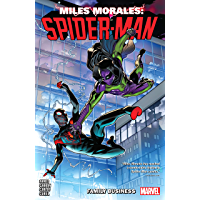 Miles Morales Vol. 3: Family Business (Miles Morales: Spider-Man (2018-)) (English Edition)