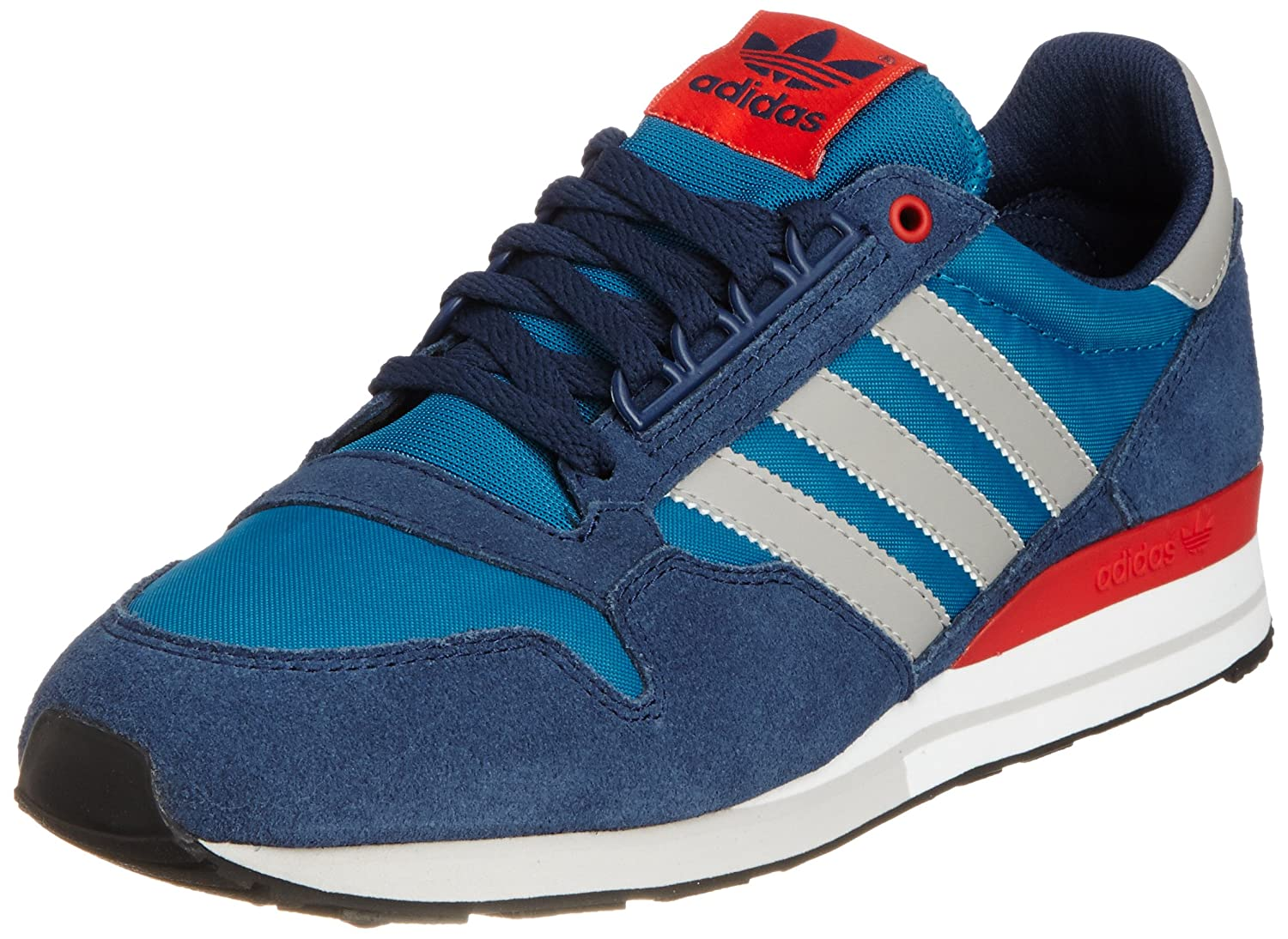 adidas originals zx 500 men red