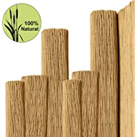 Sol Royal Premium Reed Privacy Screen SolVision S36 Reed Screening Fence for Balcony or as Wind and Sight Protection – Natural Reed Screening Fence as Privacy Screen 90x300cm