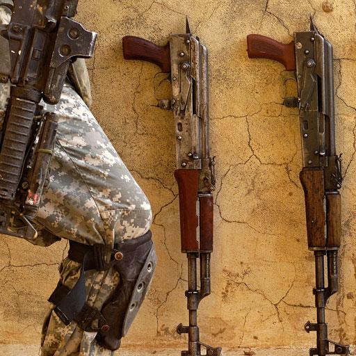 juego de pistola