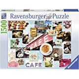 Ravensburger 16346 - Kaffee und Kuchen, 1500 Teile Puzzle
