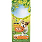 Purina Friskies Mini Dog Food with Chicken and Vegetables 2Kg