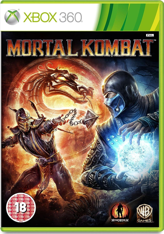 Mortal kombat x для xbox 360