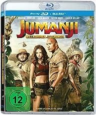 Jumanji: Willkommen im Dschungel [3D Blu-ray]
