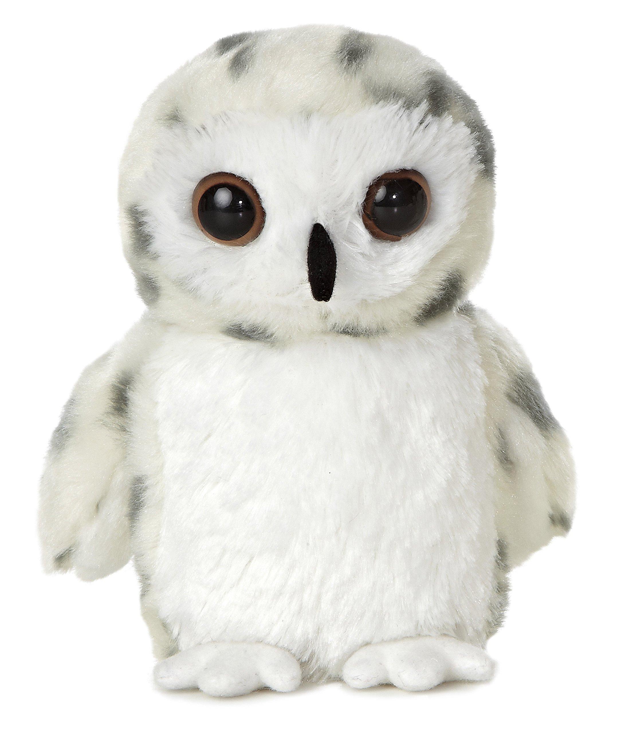 Cuddly Owl Toy