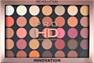 Makeup Revolution Pro HD Amplified 35 Palette (Eyeshadow), Innovation, 28g