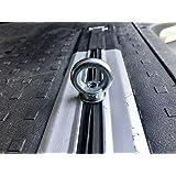 SafetySell24 T5 / T6 Ladungssicherung Befestigungssystem 25mm T-Schraube für Spanngurt Ladungssicherung