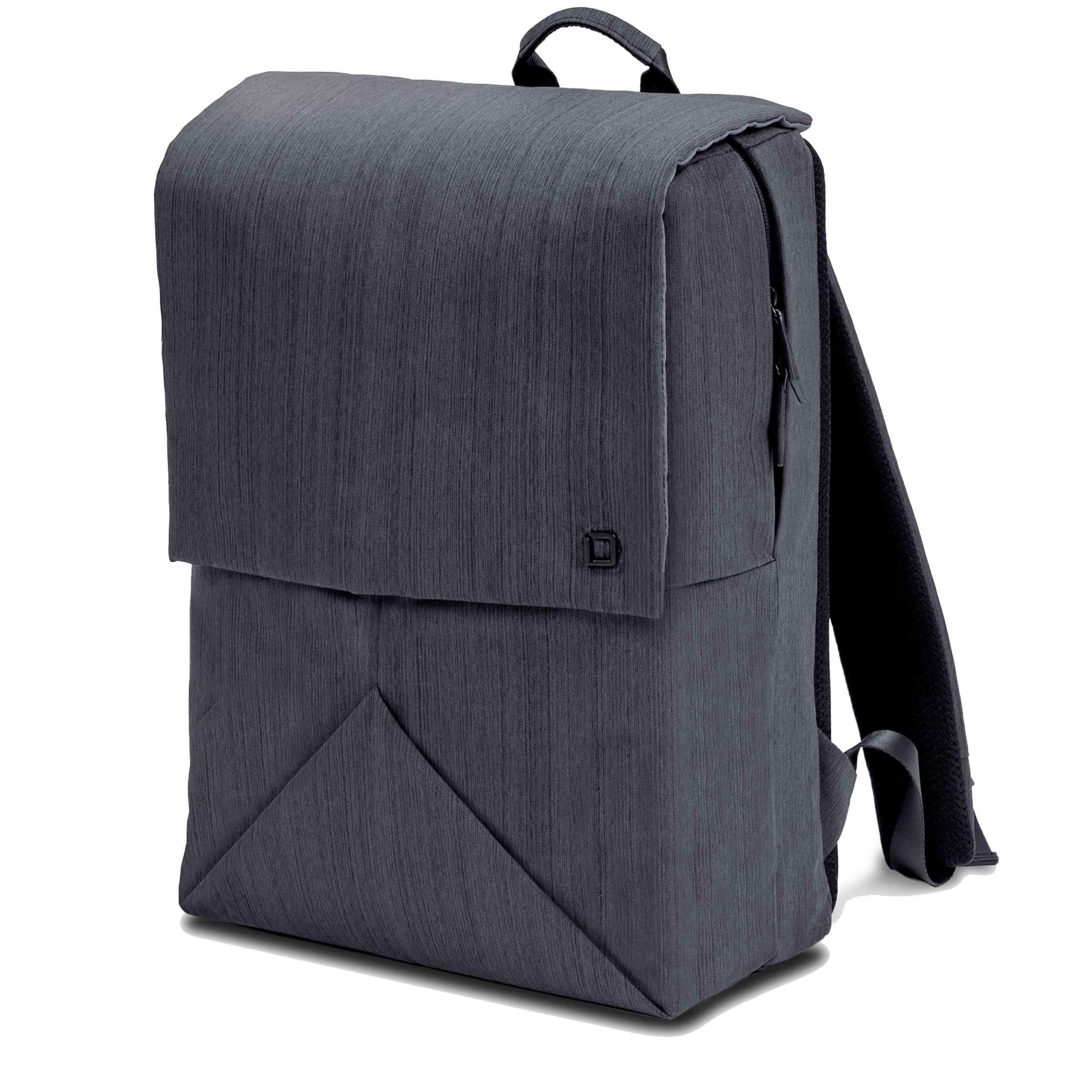 Dicota Code Backpack 13-15 15 Backpack Black - notebook cases (38.1 cm (15), Backpack, Black, P