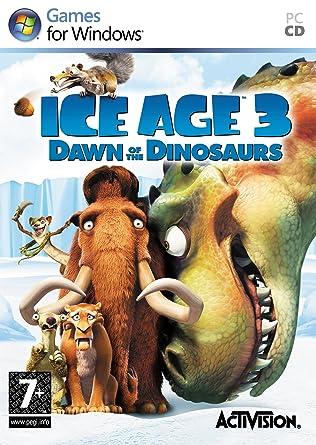 Ice Age 3: Dawn of the Dinosaurs pc dvd-ის სურათის შედეგი