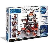 Clementoni 59078 Galileo Science – Coding Lab RoboMaker PRO, edukatives Robotik-Labor, elektronisches Lernspiel zum Programmi