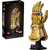 LEGO 76191 Marvel Le Gant de l'Infini –Thanos à Construire pour Adultes, Cadeau, Décoration