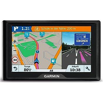 Garmin Drive 51 Central EU LMT-S - Navegador GPS con mapas de por Vida