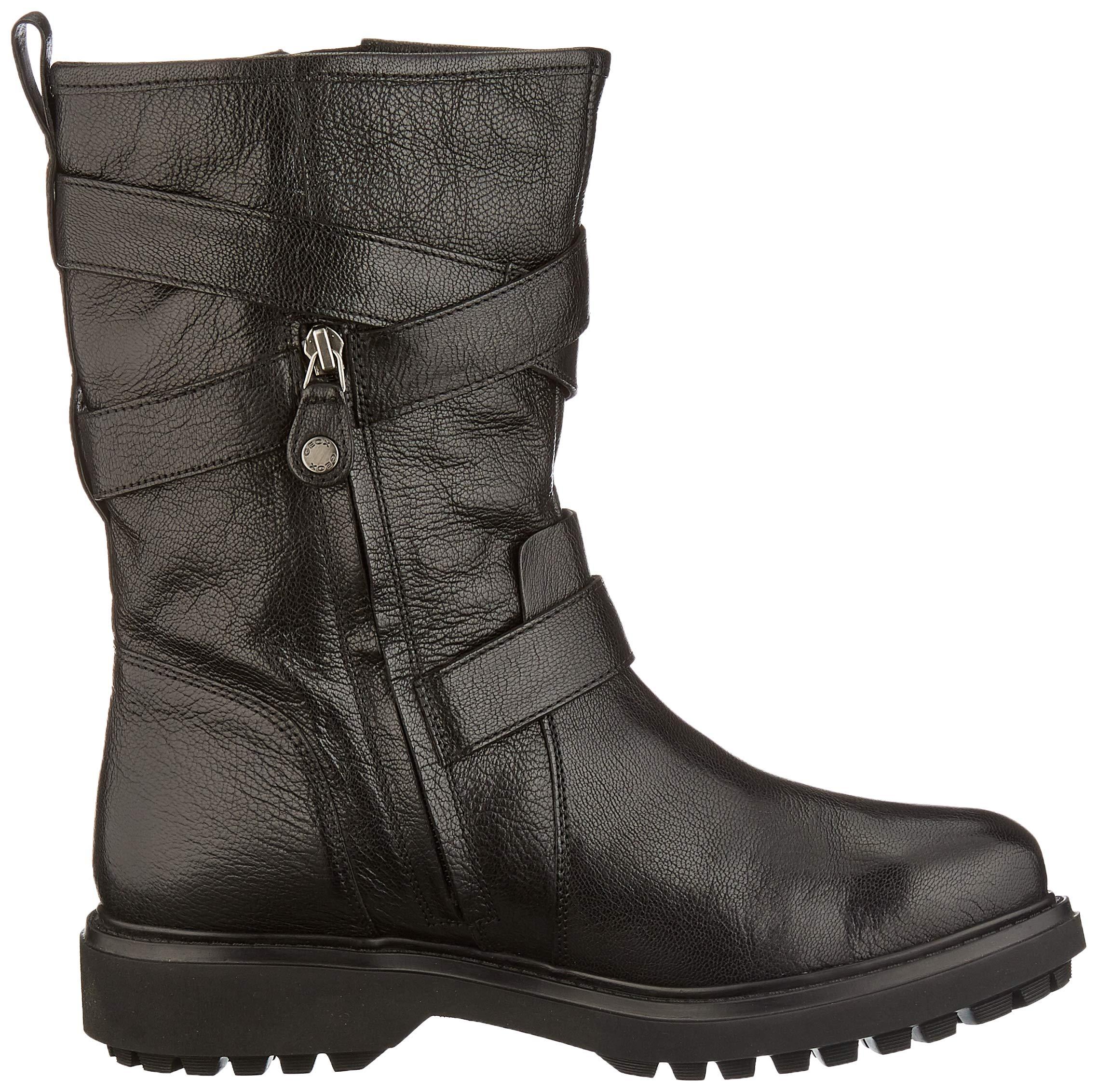 Geox Damen D Asheely D Biker Boots 6