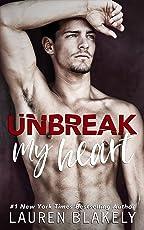 Unbreak My Heart (English Edition)