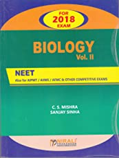 Biology: NEET / AIPMT / AIIMS / AFMC & Other Competitive Exams (Volume - 2)