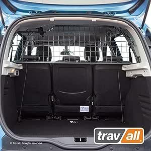 Travall Guard Hundegitter Tdg1286 Maßgeschneidertes Trenngitter In Original Qualität Auto