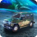 Drive UAZ Moon 4x4 Simulator
