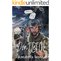 Don't Let Go: MM Military Suspense (Tags of Honor Book 3) (English Edition)