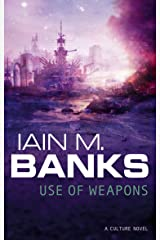 Use Of Weapons (Culture series Book 3) Kindle Edition