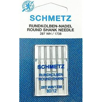 Schmetz Nähmaschinennadeln System 1738A Stärke 90